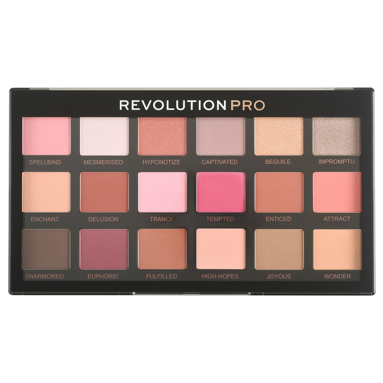 Eyeshadow Palette REVOLUTION PRO Regeneration Entranced 14.4g