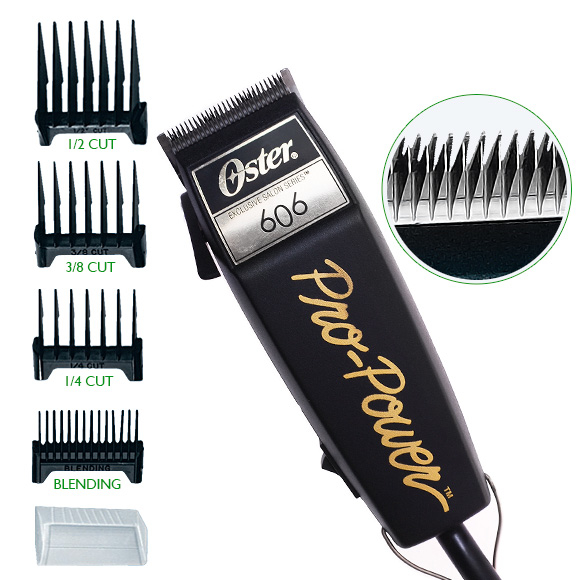 Hair Clipper OSTER Pro Power 606 9W