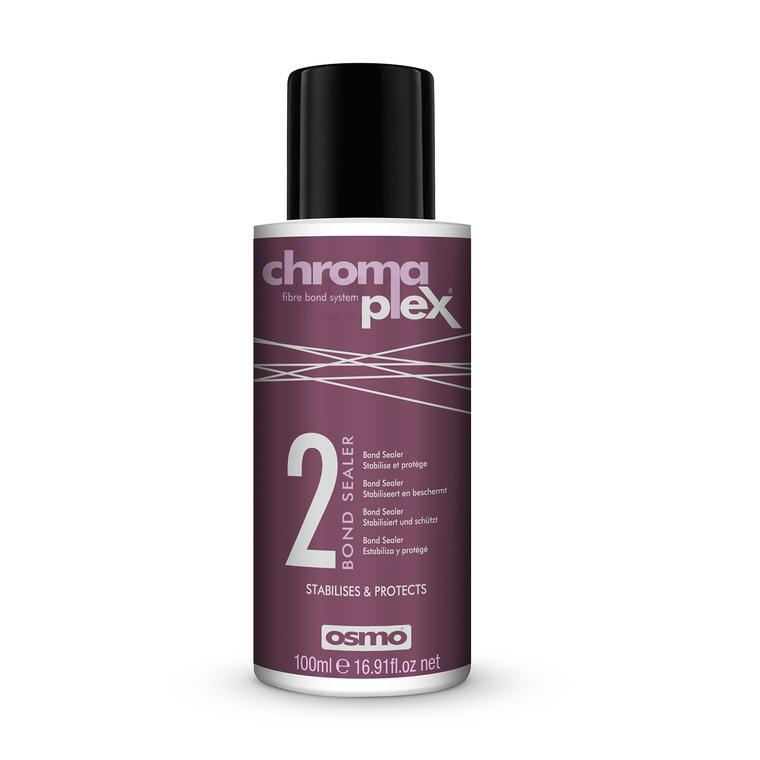 Set za zaštitu kose tokom hemijskih tretmana OSMO ChromaPlex Korak 1 i 2