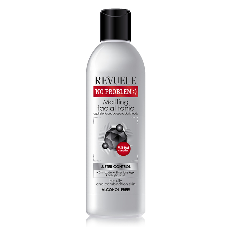 Tonik za matiranje lica REVUELE No Problem 200ml