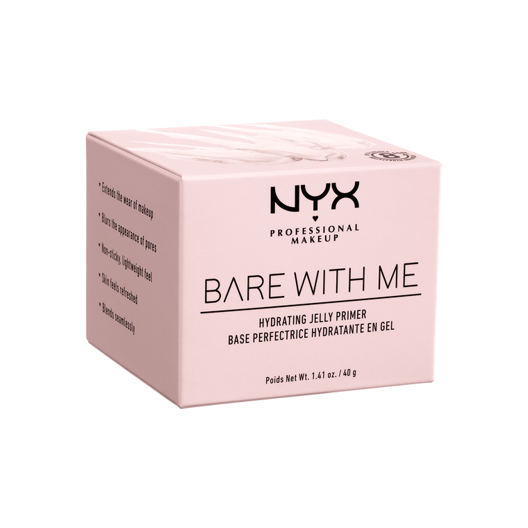Hidratantni gel prajmer NYX Professional Makeup Bare with Me BWMJP01 40g