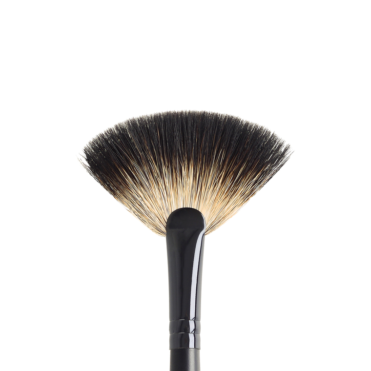 Fan Brush BLUSH 30A Natural Hair