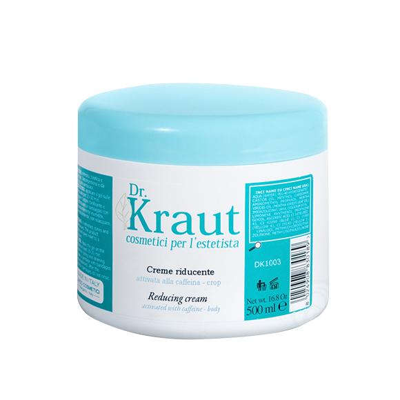 Anti-Cellulite Cream With Caffeine DR KRAUT DK1003 500ml