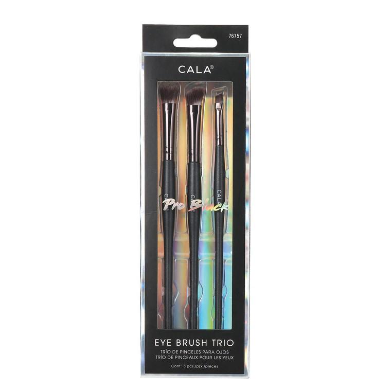 Set četkica za šminkanje CALA Pro Black 76757 3/1