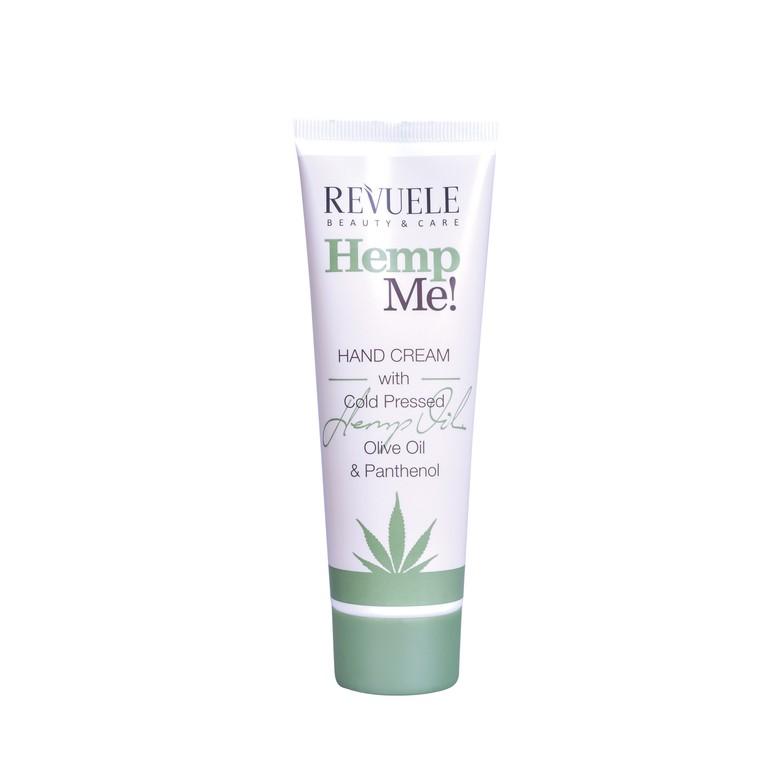 Hand Cream REVUELE Hemp Me! 80ml