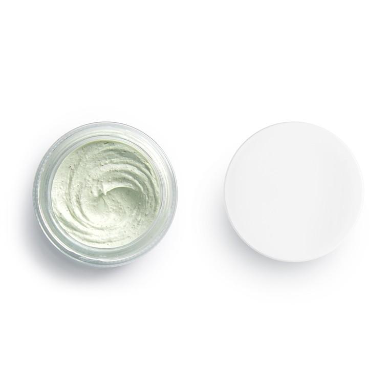 Piling maska za suvu kožu lica REVOLUTION SKINCARE Zeleni čaj i orah 50ml