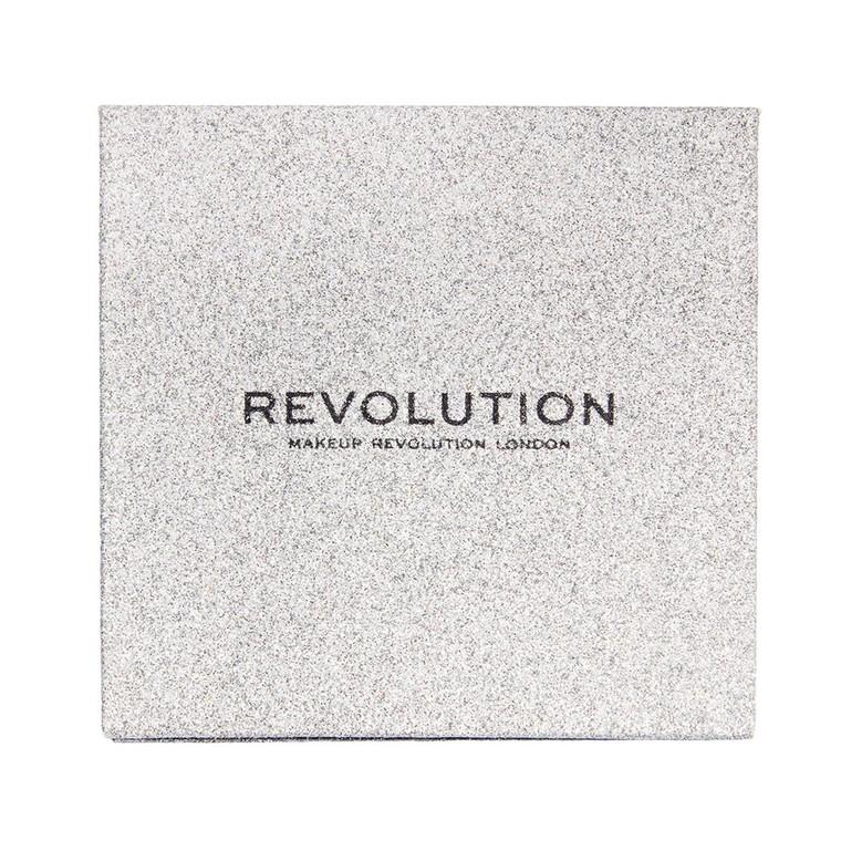 Paleta presovanih glitera i pigmenata REVOLUTION MAKEUP Illusion 13.5g