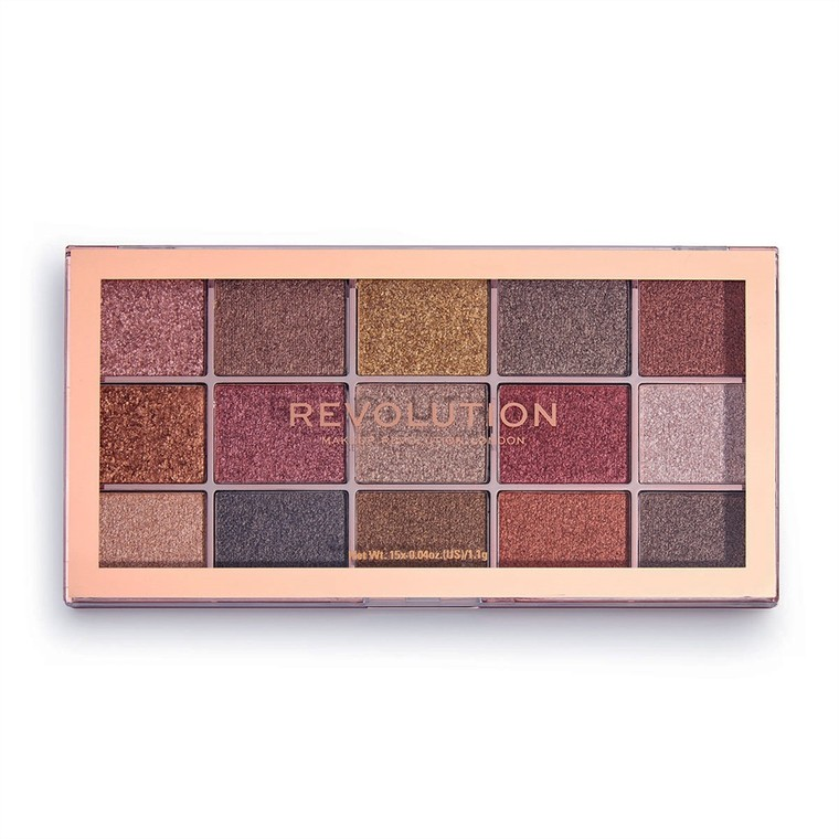 Paleta pigmenata za oči REVOLUTION MAKEUP Foil Frenzy Fusion 30g
