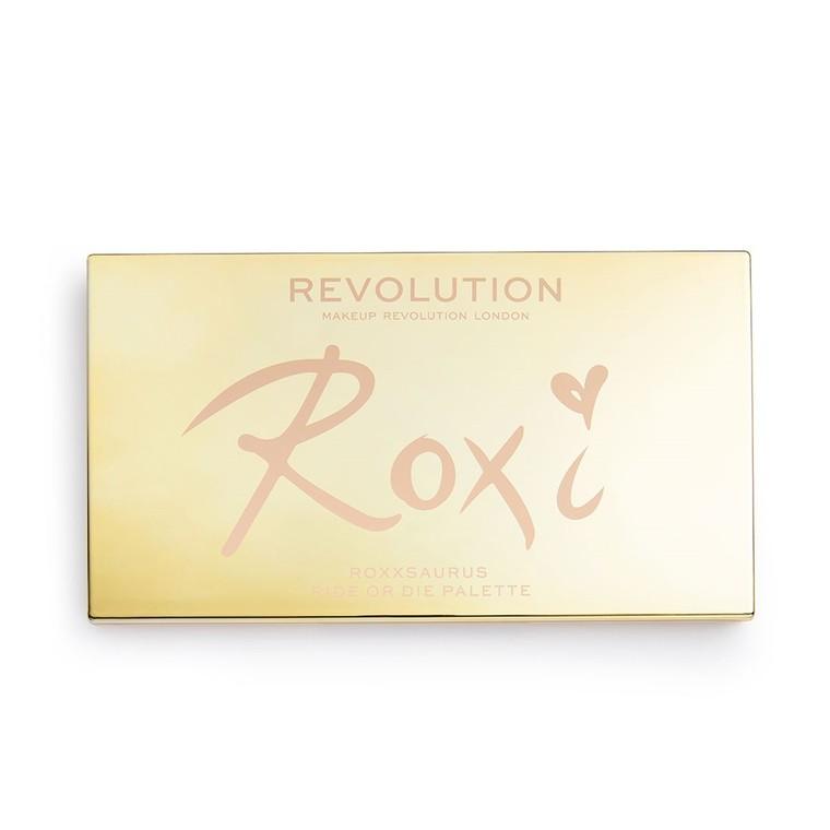 Paleta senki i pigmenata REVOLUTION MAKEUP Roxi Roxxsaurus Ride or Die 14.4g