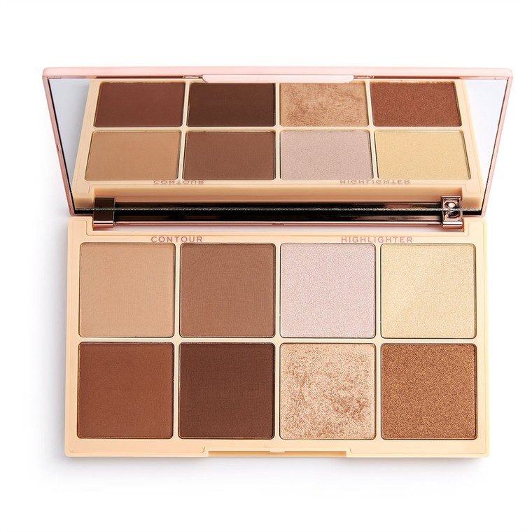 Highlight & Contour Palette REVOLUTION MAKEUP Roxi Roxxsaurus 20g
