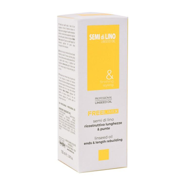 Kristali za dugu kosu i krajeve  FREE LIMIX Semi Di Lino 100ml