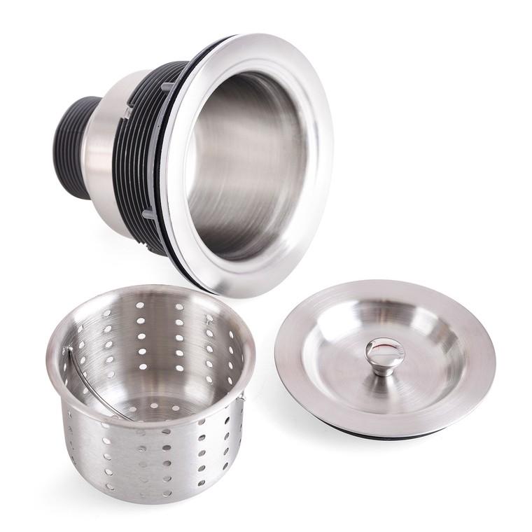 Metalni sifon za keramičku šamponjeru R0029