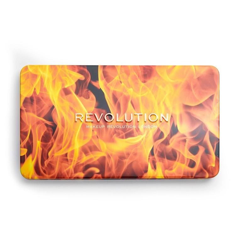 Paleta senki i pigmenata REVOLUTION MAKEUP Forever Flawless Fire 19.8g