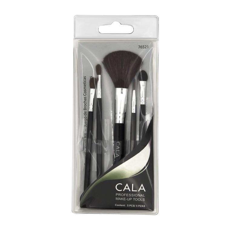 Makeup Brushes 5pcs Cala 76521