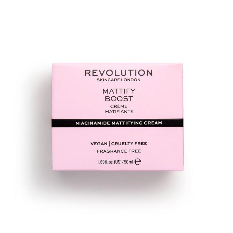 Krema za matiranje kože lica REVOLUTION SKINCARE Mattify Boost 50ml