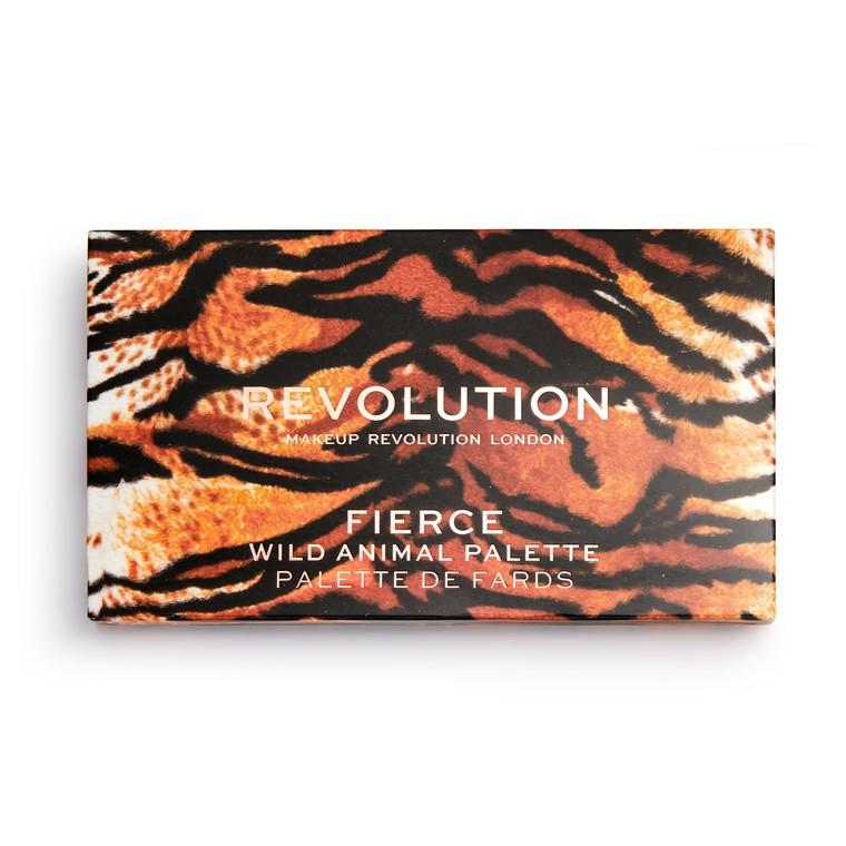 Paleta senki i pigmenata REVOLUTION MAKEUP Wild Animal Fierce 18g