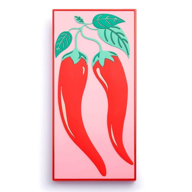 Paleta senki i pigmenta I HEART REVOLUTION Tasty Chilli 22g