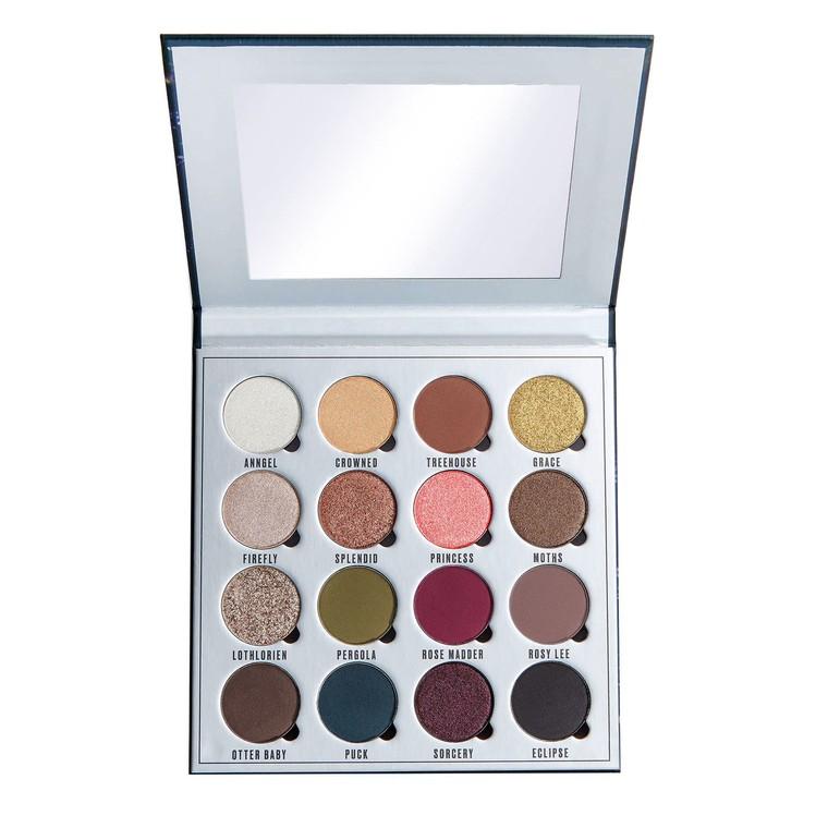 Paleta senki i pigmenta MAKEUP OBSESSION X Rady Dusk 20.8g