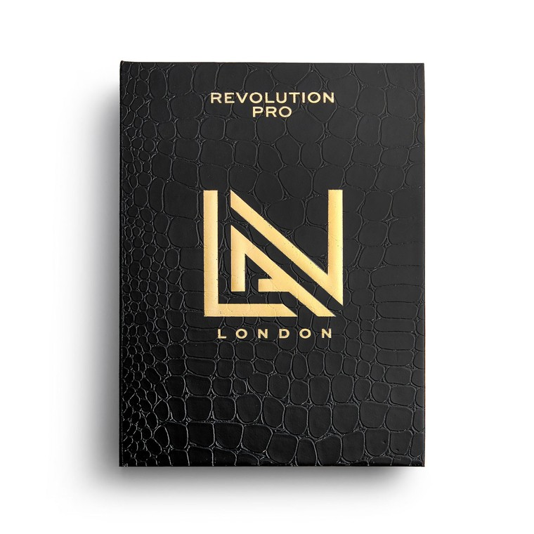 Paleta za šminkanje REVOLUTION PRO X Lan Nguyen Grealis Ultimate Artist 46.4g