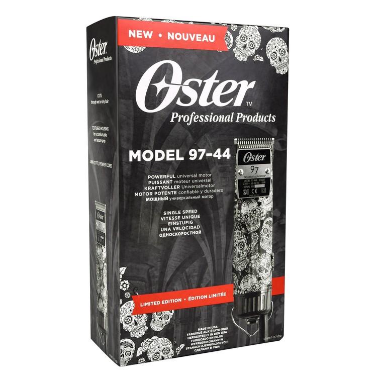 Mašinica za šišanje OSTER 97 Skulls Edition 45W