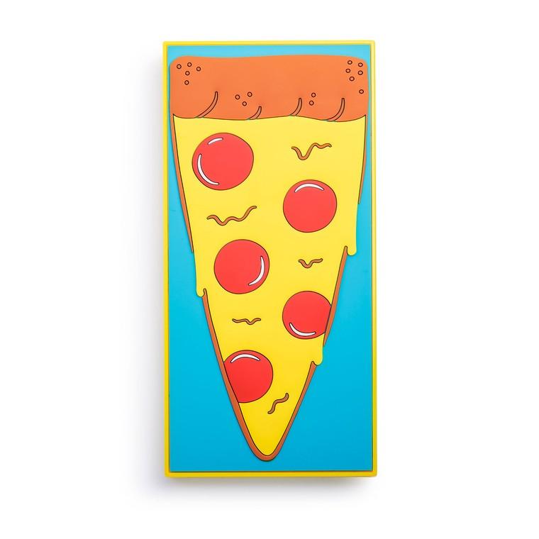 Paleta presovanih pigmenata za oči I HEART REVOLUTION Tasty Pizza 22g