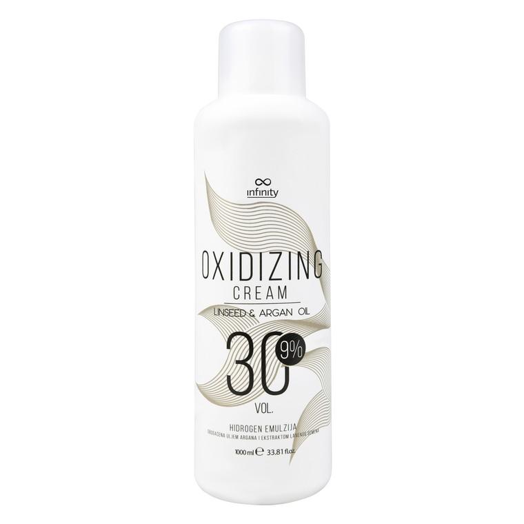 Emulsion 9% INFINITY Oxidizing 1000ml