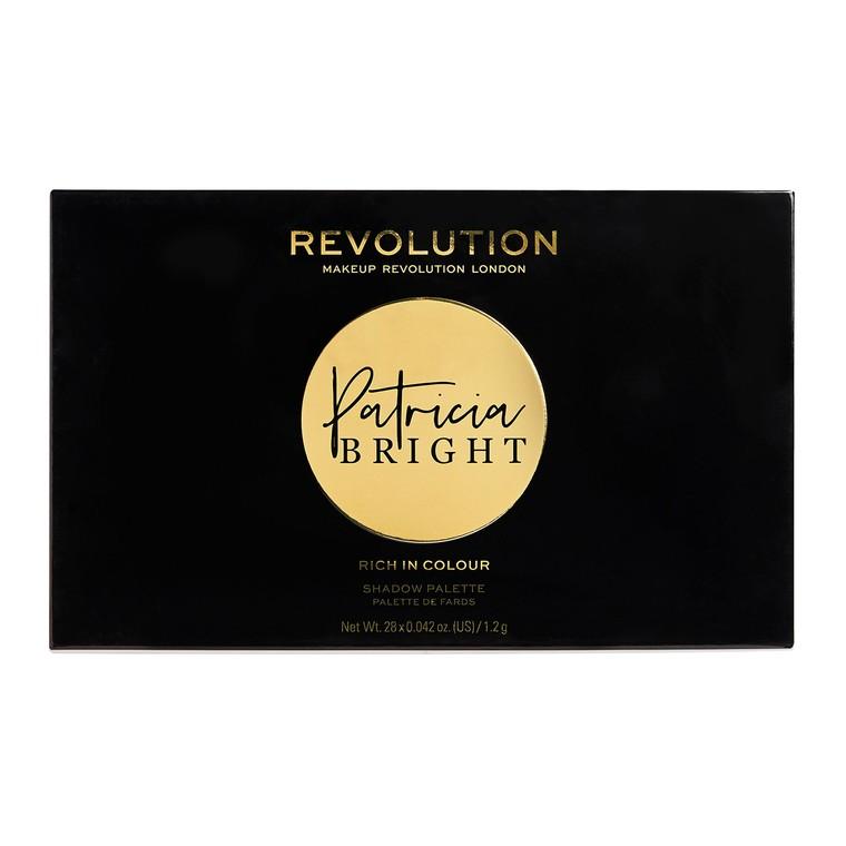 Paleta senki i pigmenata REVOLUTION MAKEUP Patricia Bright Rich In Colour 33.6g