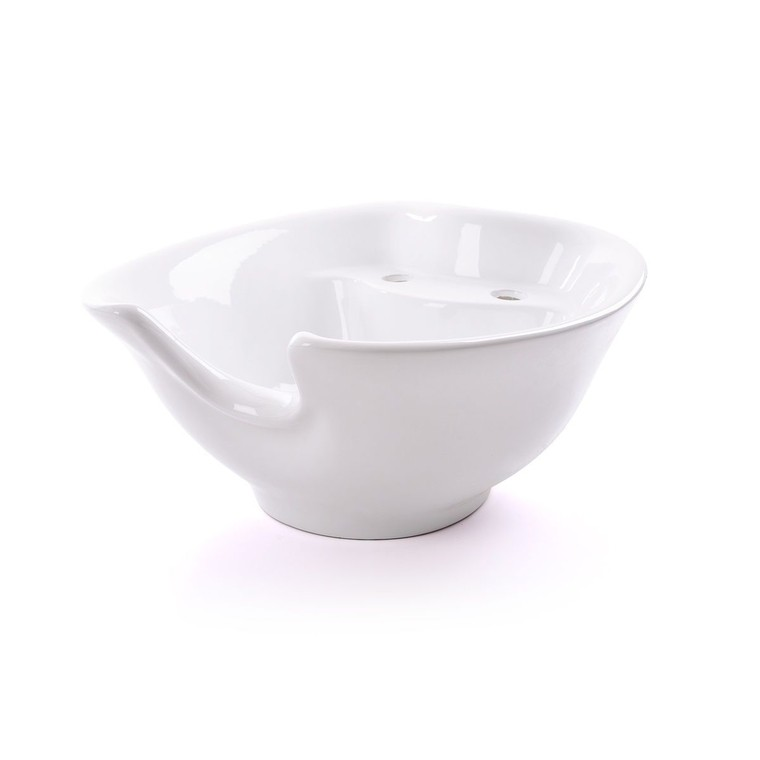 Keramika za šamponjere NS White