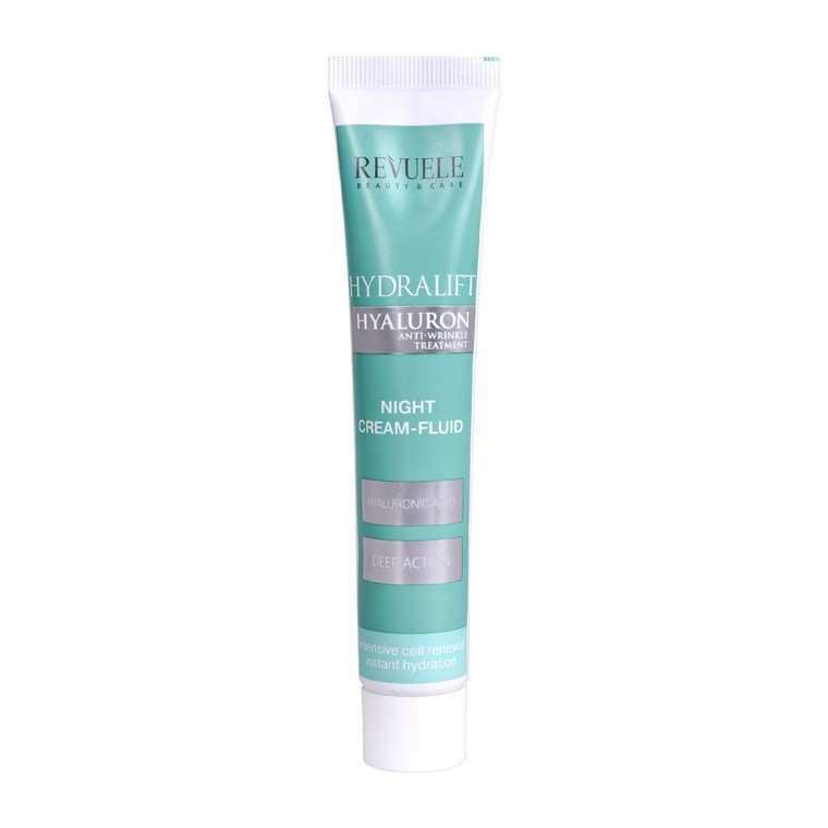 Night Cream-fluid REVUELE Hydralift Hyaluron 50ml