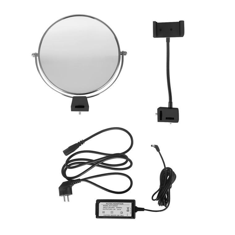 Ring Light LED fotografska rasveta sa podesivim stalkom i daljinskim upravljačem