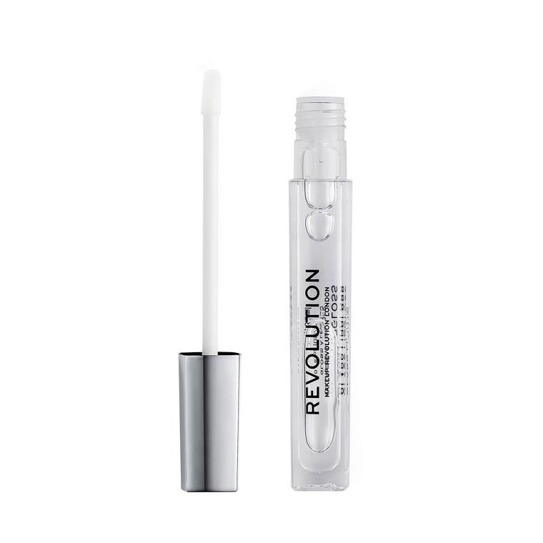 Sjaj za usne REVOLUTION MAKEUP Glass Lipgloss 3.2ml