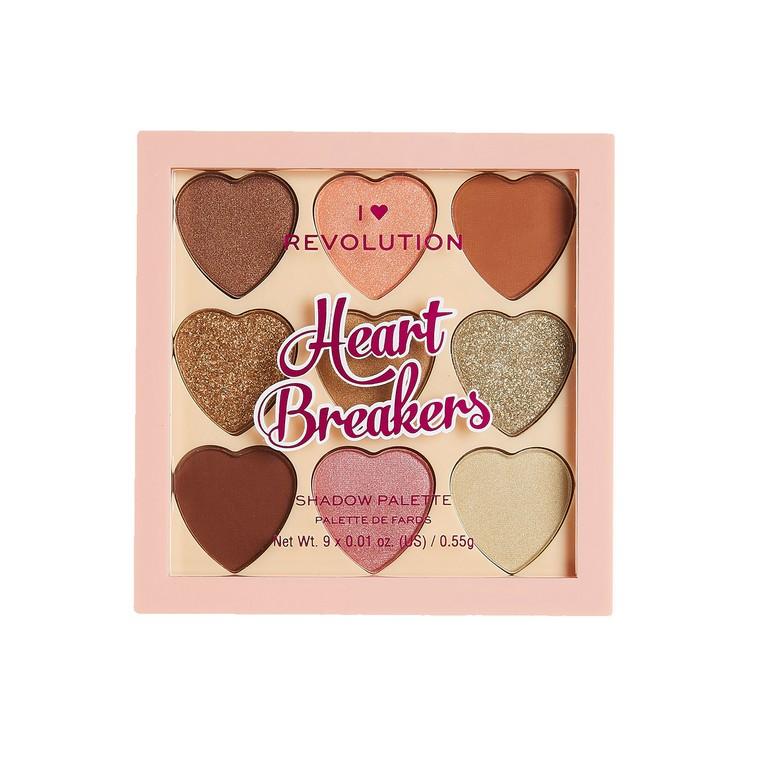 Paleta senki i pigmenata I HEART REVOLUTION Heartbreakers Majestic 4.95g