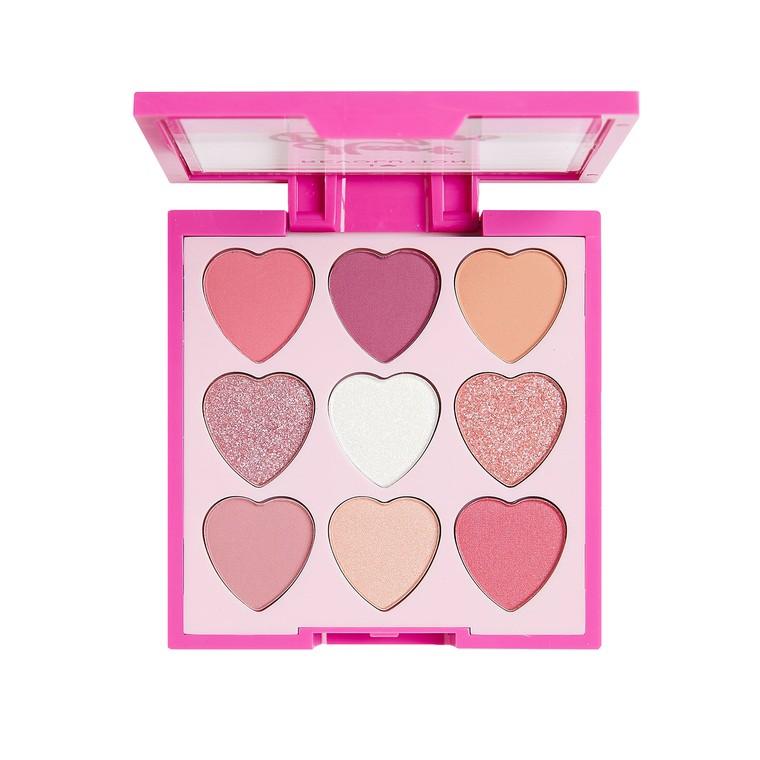 Paleta senki i pigmenata I HEART REVOLUTION Heartbreakers Sweetheart 4.95g