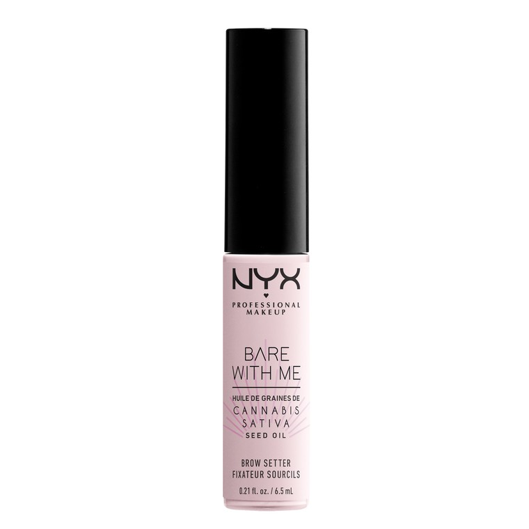 Maskara za obrve NYX Professional Makeup Bare With Me Brow Setter BWMHBS011 6.5ml