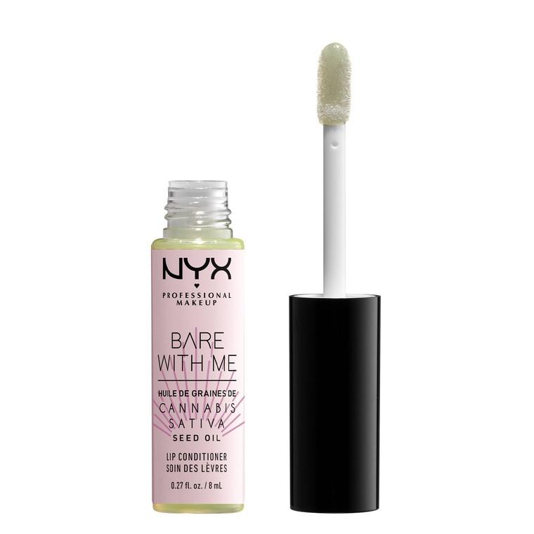 Ulje za usne NYX Professional Makeup Bare with Me BWMHLC01 8ml
