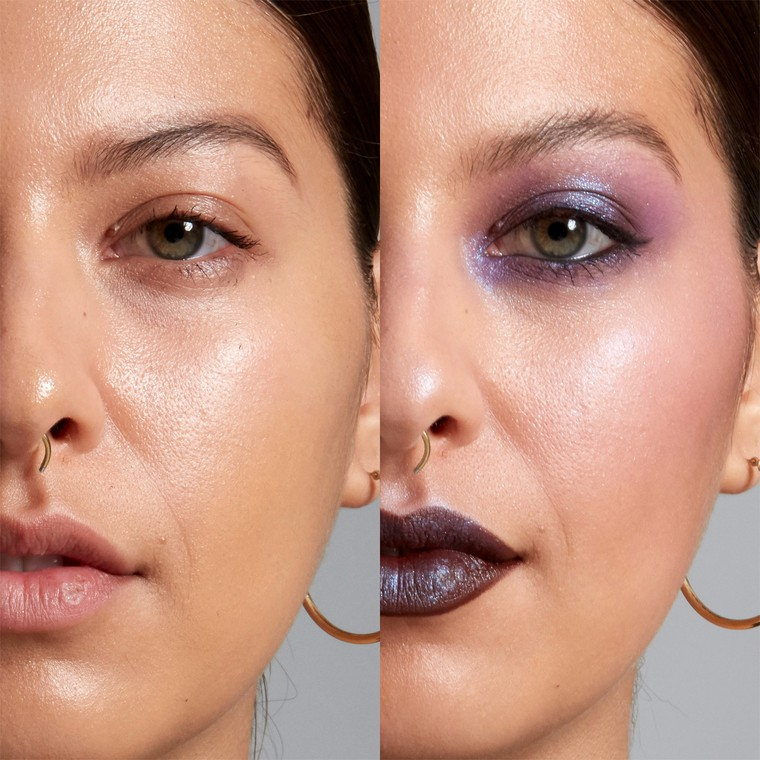 Paleta za šminkanje NYX Professional Makeup Matchy Matchy Monochromatic Lilac MMMCP04 15g