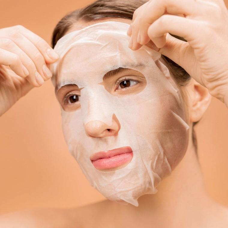 Korejska sheet maska sa hijaluronskom kiselinom za hidrataciju lica DERMAL Encyclopedia Hyaluronic Acid 25g