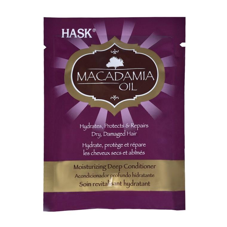 Balzam bez sulfata za dubinsku hidrataciju kose HASK Macadamia Oil 50ml