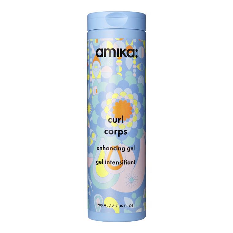 Gel za kovrdžavu kosu AMIKA Curl Corps 200ml