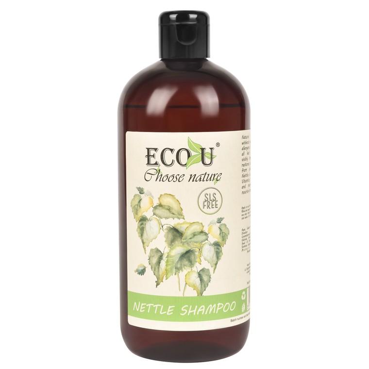 Šampon za jačanje kose ECO U Kopriva 500ml
