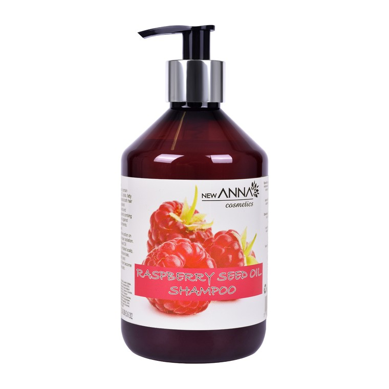 Šampon za hemijski tretiranu kosu NEW ANNA Malina 500ml