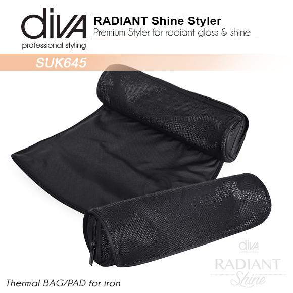 Presa za kosu DIVA Radiant Shine SUK645 sa keramičkim pločama