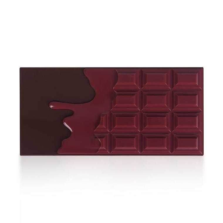 Paleta pigmenata za oči I HEART REVOLUTION Cranberries & Chocolate 18g