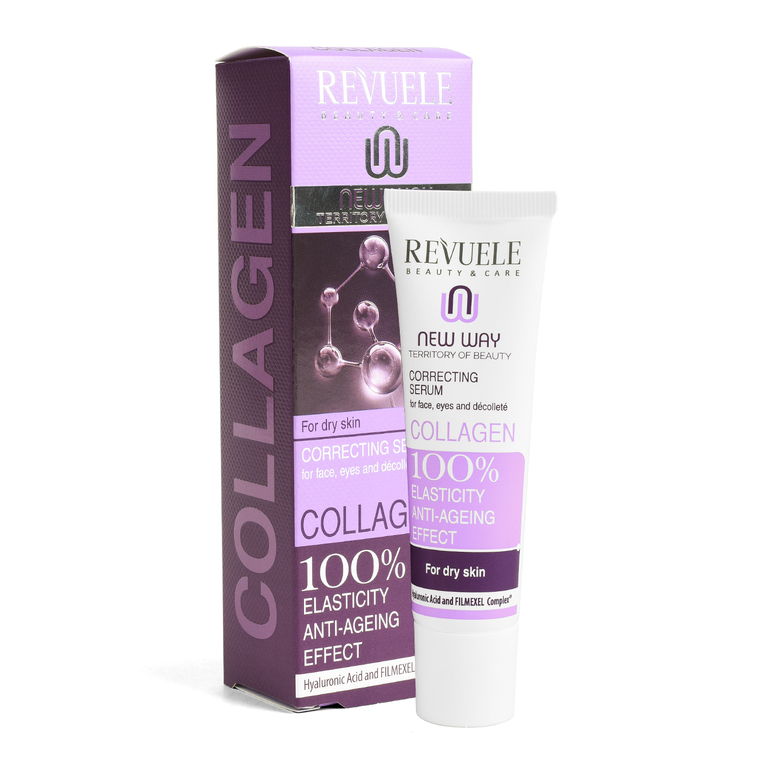Correcting Collagen Face Serum REVUELE New Way 35ml