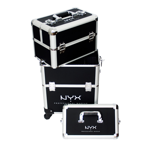 Makeup Artist Train Case 4Tier NYX Professional Makeup MATC 04