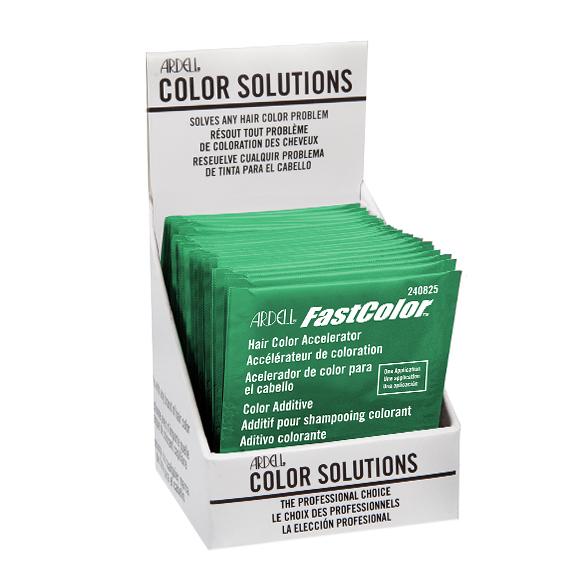 Dodatak farbi za brže farbanje ARDELL Color Solutions Fast Color 3.6ml