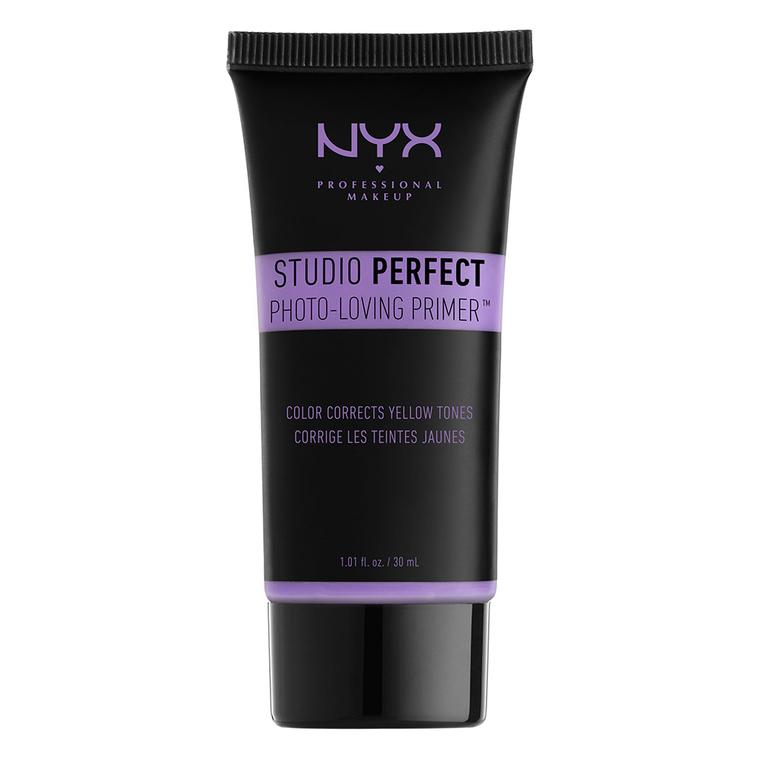 Prajmer za lice NYX Professional Makeup Studio Perfect Lavender SPP03 30ml
