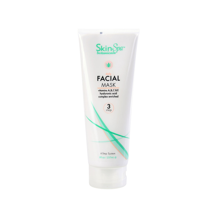 Facial Mask with hyaluronic acid SKIN SPA Botanicals 237ml