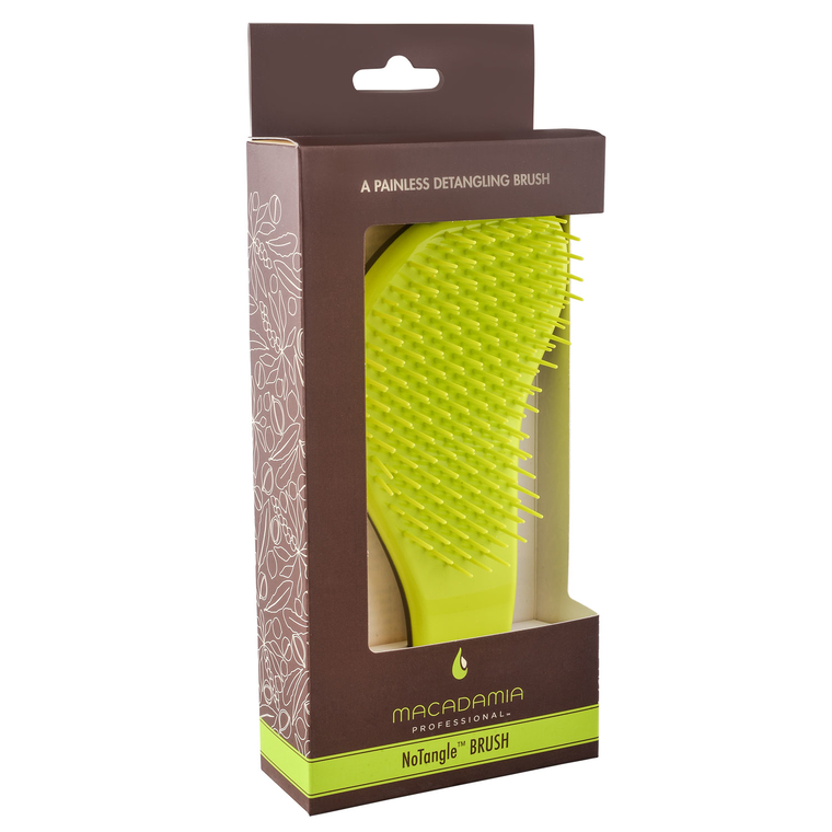 Hair Brush MACADAMIA No Tangle