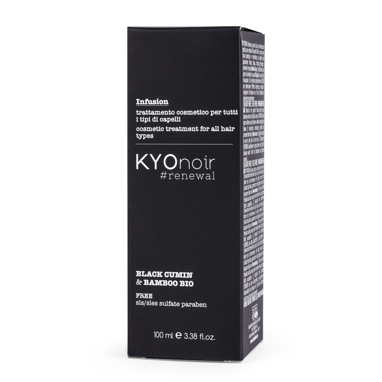 Restructurizing Hair Treatment with Black Cumin KYO Kyonoir 100 ml